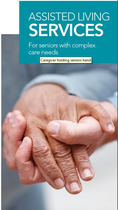 link to assisted living services brochure
