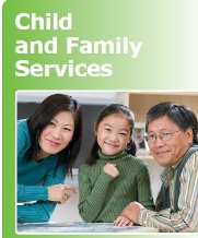 link to child and family brochure