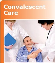 link to convalescent care brochure