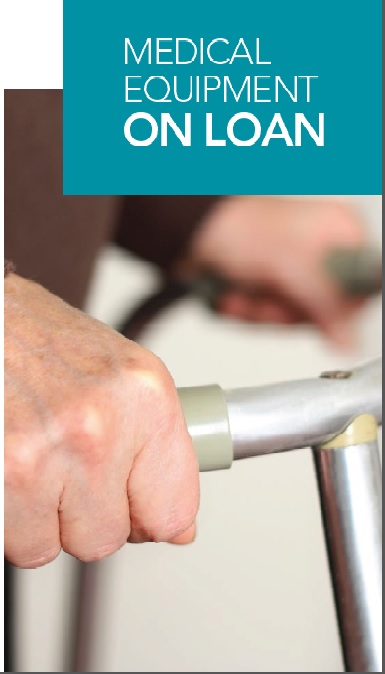 link to medical equipment on loan brochure