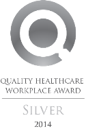 Quality Healthcare Workplace Silver Award