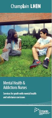Cover of Mental Health & Addictions Nurses brochure