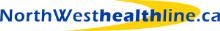 North West Healthline Logo Link to Web Page.