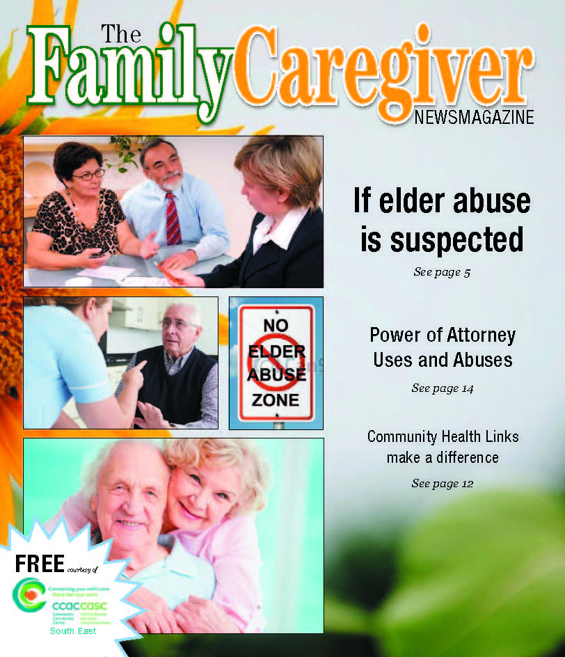 June Family Caregiver Magazine