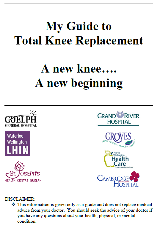 Total Knee Replacement Surgery Guide