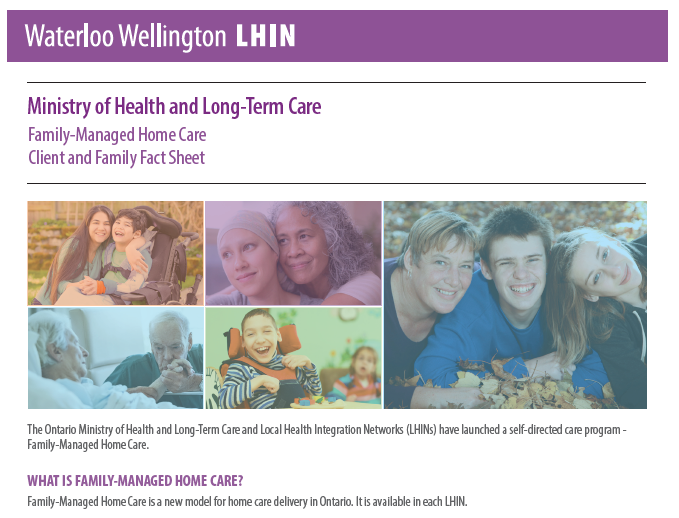Family Managed Home Care